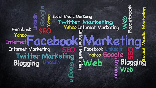 social marketing photo